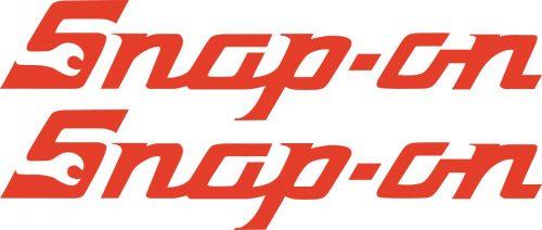 Наклейка логотип SNAP-ON