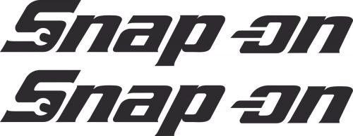 Наклейка логотип SNAPON-2