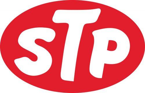 Наклейка логотип STP