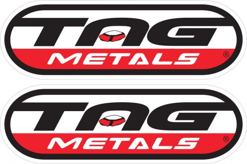 Наклейка логотип TAG