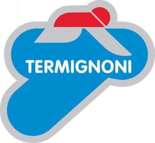 Наклейка логотип TERMIGNONI