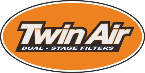 Наклейка логотип TWIN-AIR