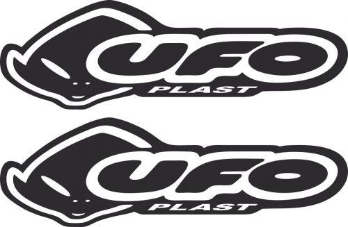 Наклейка логотип UFO-PLAST
