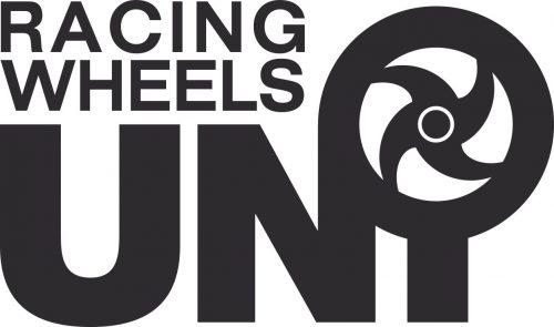 Наклейка логотип UNI-BLACK