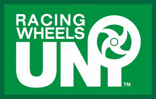Наклейка логотип UNI-RACING-WHEELS