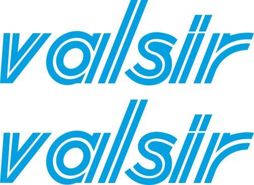Наклейка логотип VALSIIR