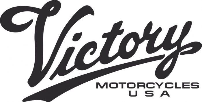 Наклейка логотип VICTORY