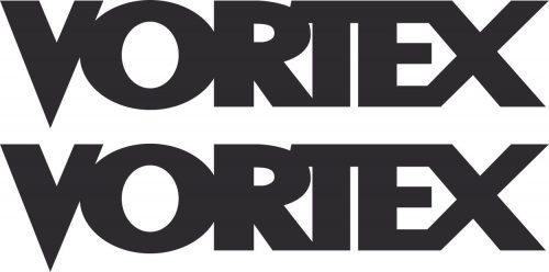 Наклейка логотип VORTEX