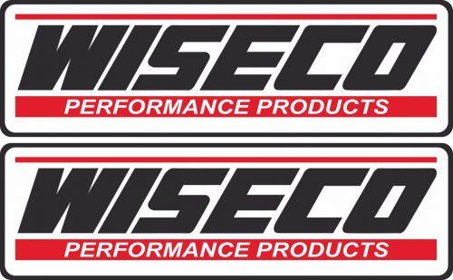 Наклейка логотип WISECO-2