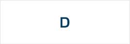 Логотипы на букву D