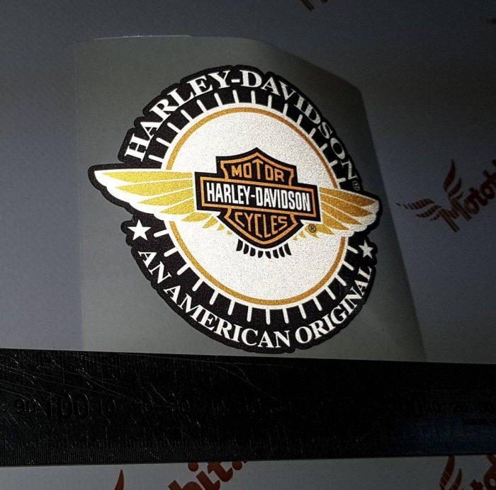 Наклейка щит Harley Davidson