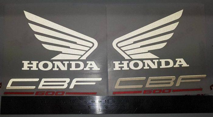 Светоотр. Наклейки Honda CBF 600