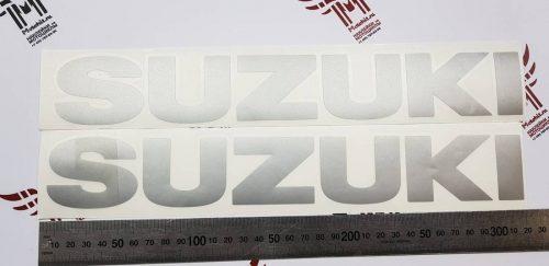 Наклейки Большие надписи Suzuki
