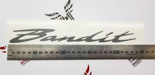 Наклейка Надпись Suzuki Bandit