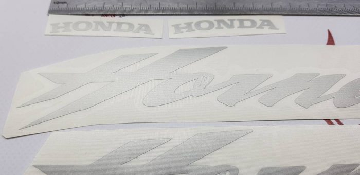 Комплект наклеек Honda Nornet