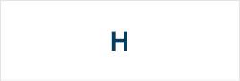 Логотипы на букву H