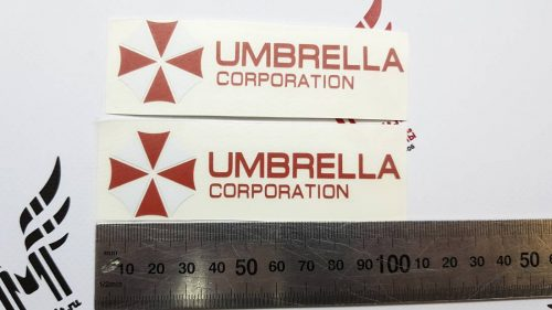 Наклейка Umbrella Corporation
