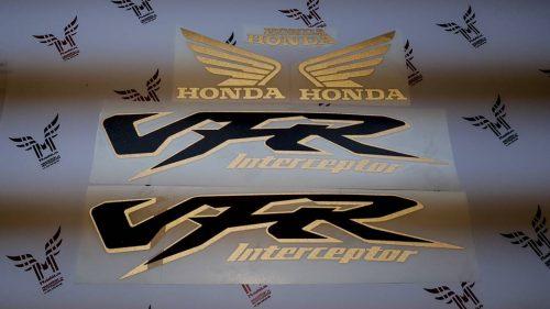 Светоотр. Комплект наклеек Honda VFR interceptor