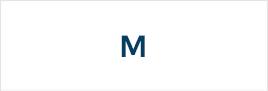 Логотипы на букву M