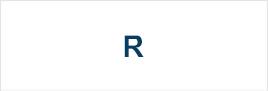 Логотипы на букву R