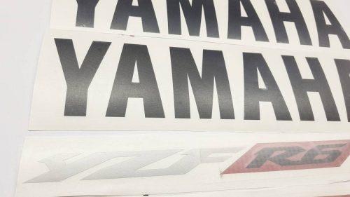 Комплект наклеек Yamaha YZF R6