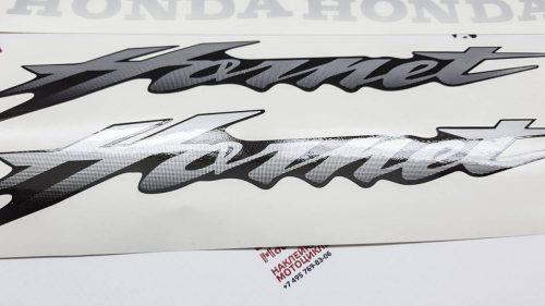 Комплект наклеек Honda Hornet