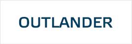 Комплекты наклеек на Outlander