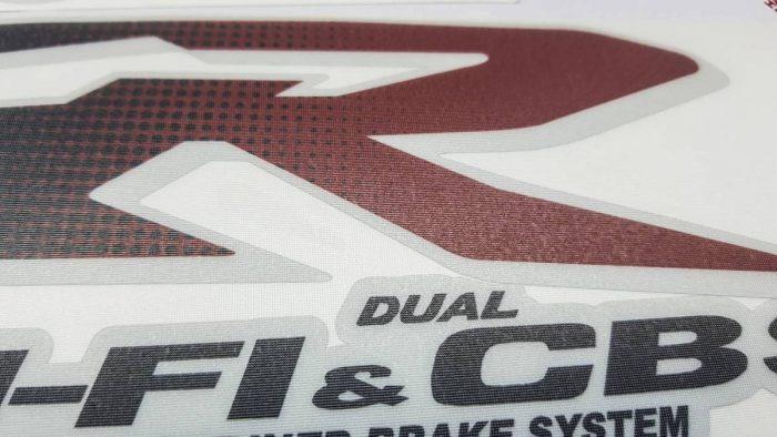 Комплект наклеек Honda VFR PGM-F1