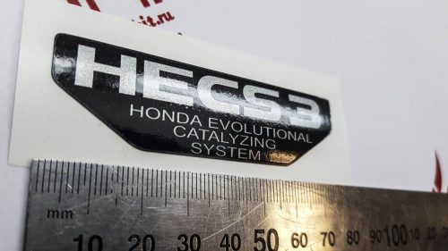 Наклейка Honda HECS3