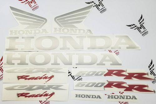 Комплект наклеек Honda CBR-600-RR 2006