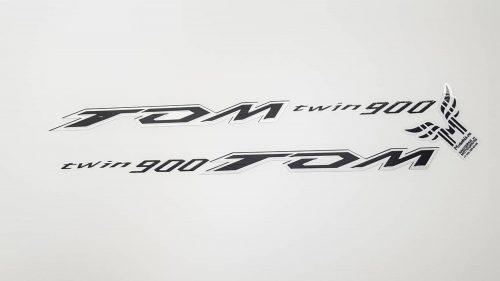 Улучшенный Комплект наклеек Yamaha TDM-900 2003