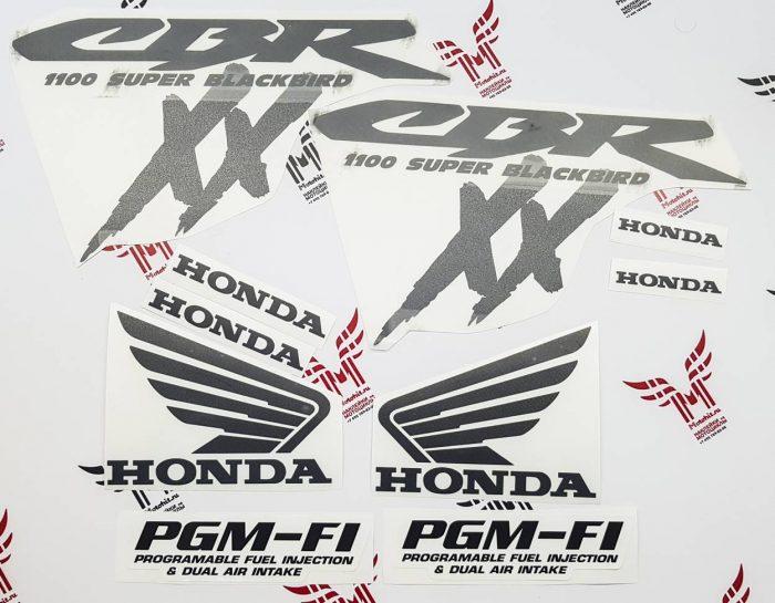 Комплект наклеек Honda CBR 1100XX