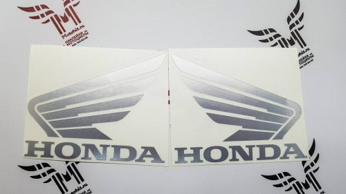 Комплект наклеек Honda WINGS-08 Хром