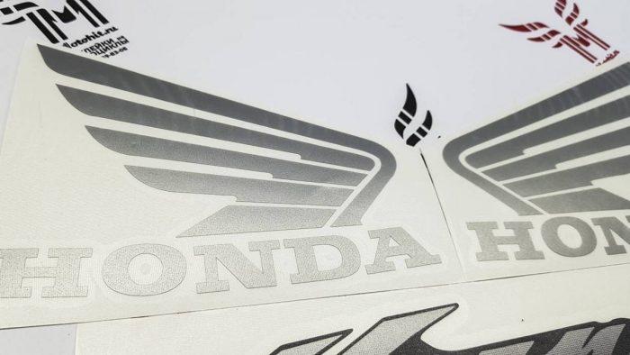 Комплект наклеек на Honda Hornet
