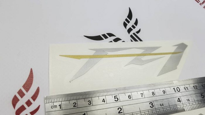 Наклейки Yamaha FZ-1 (11см)