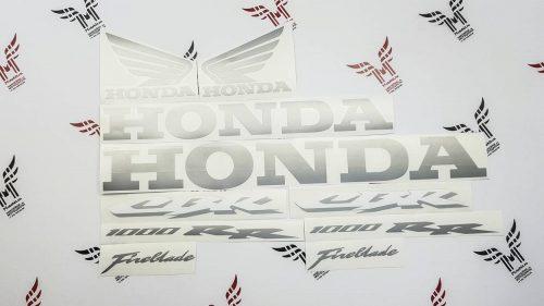Комплект наклеек Honda CBR-1000-RR 2006-2007 LOGOS