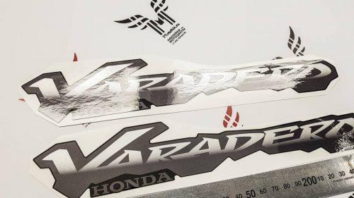 Улучшенный Комплект наклеек Honda XL-125 XL-1000 VARADERO 2003