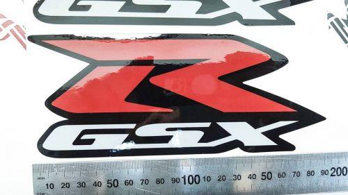 Наклейка SUZUKI GSX-R