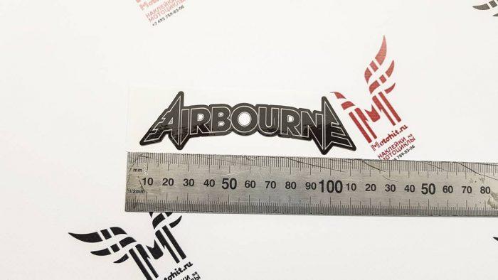 Наклейка Airbourne