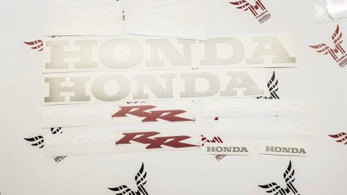 .Комплект наклеек Honda CBR-600-RR 2003-2004 SIDE