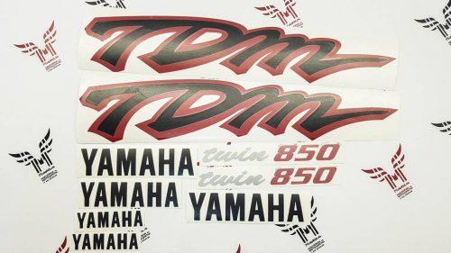 Комплект наклеек Yamaha TDM-850 1998