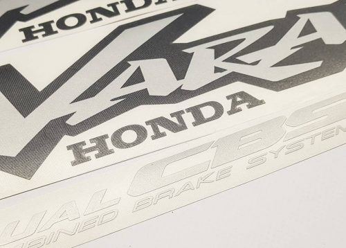 Комплект наклеек Honda XL-125 XL-1000 VARADERO CBS
