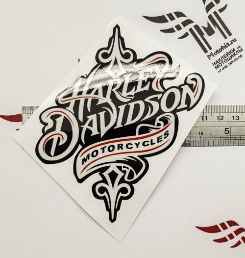 Наклейка HARLEY DAVIDSON 30