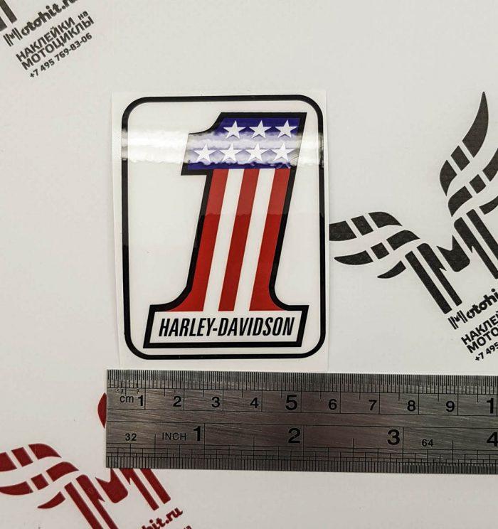 Наклейка HARLEY DAVIDSON 12 - 5см