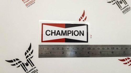 Наклейка с логотипом CHAMPION