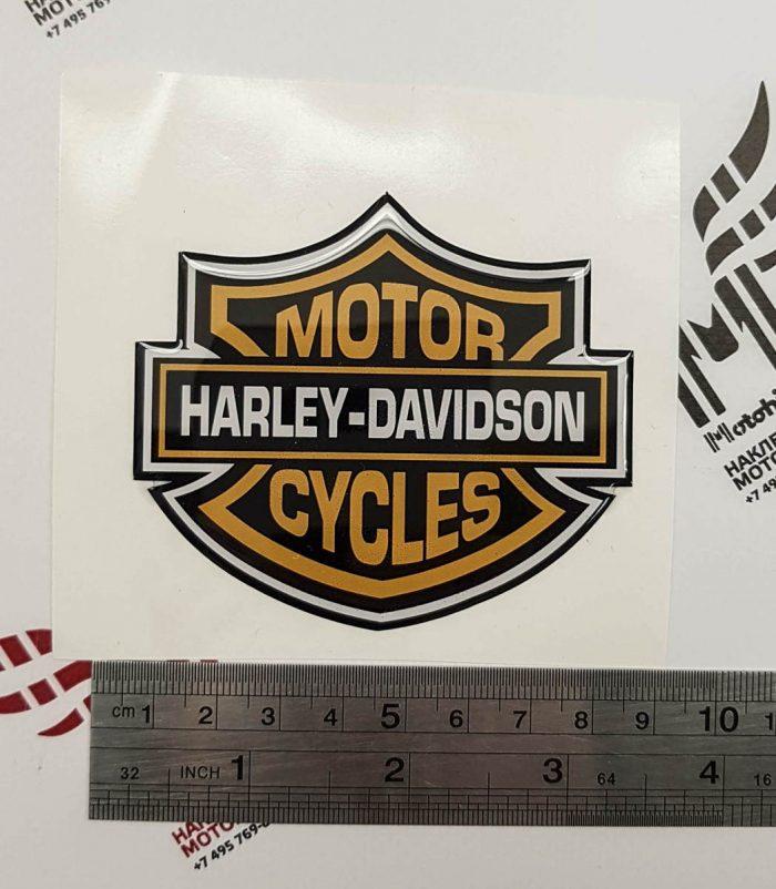 Щит Harley со смолой