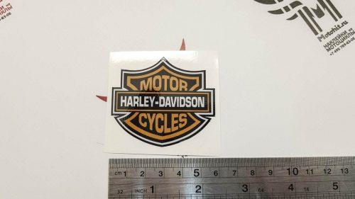 Светоотражающий Щит Harley 6см