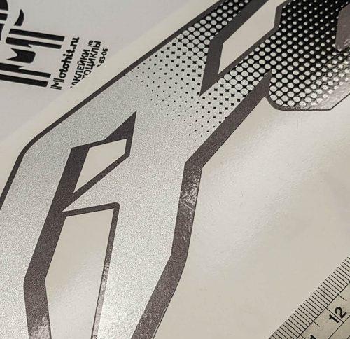 Улучшенные наклейки Honda VFR