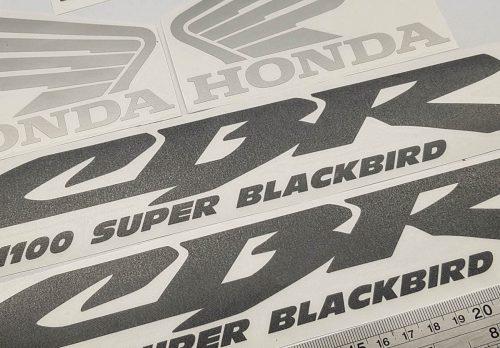 Комплект наклеек Honda CBR 1100 Super Blackbird