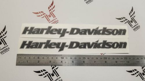 Надпись Harley 25см